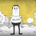 【動画】人間の限りない欲を描いた笑えないアニメーション